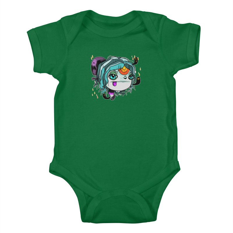 Oh Well Kids Baby Bodysuit by Nicky Davis Threadless Shop