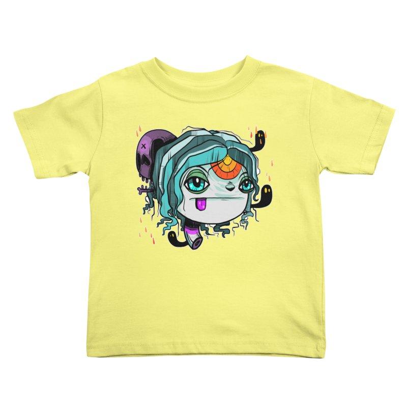 Oh Well Kids Toddler T-Shirt by Nicky Davis Threadless Shop