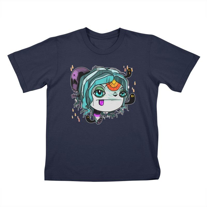 Oh Well Kids T-Shirt by Nicky Davis Threadless Shop