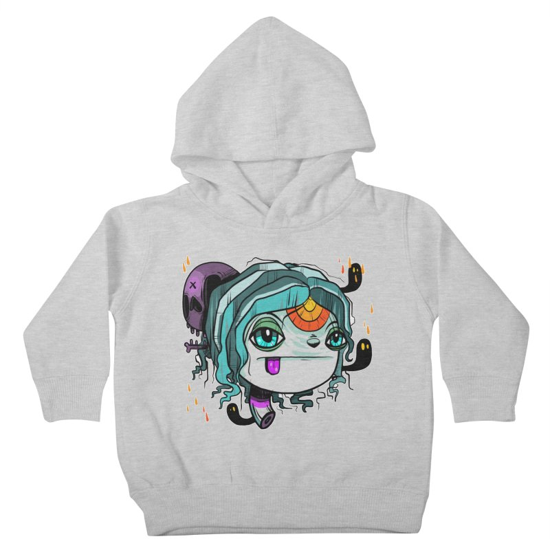 Oh Well Kids Toddler Pullover Hoody by Nicky Davis Threadless Shop