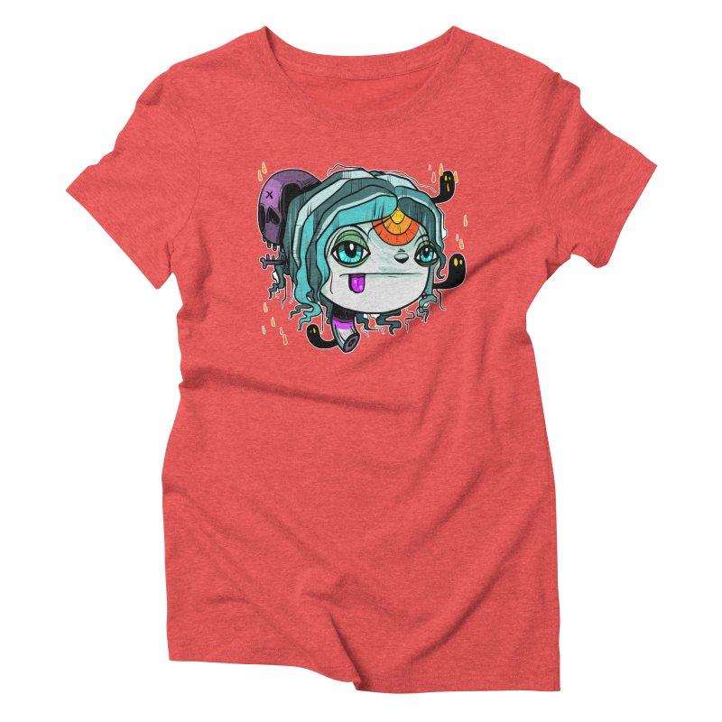 Oh Well Women's Triblend T-Shirt by Nicky Davis Threadless Shop