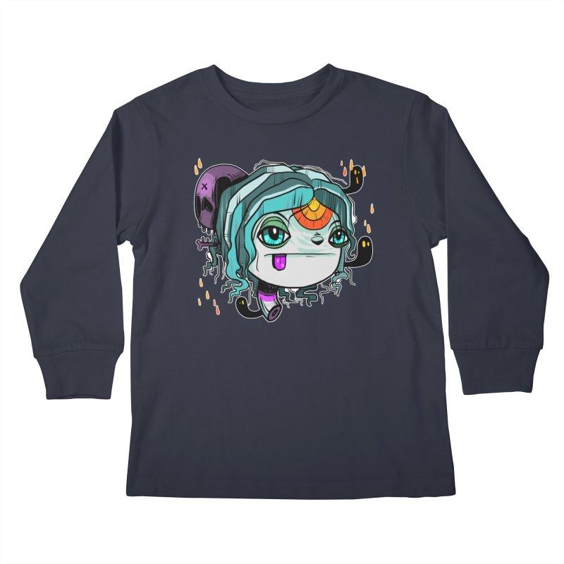Oh Well Kids Longsleeve T-Shirt by Nicky Davis Threadless Shop