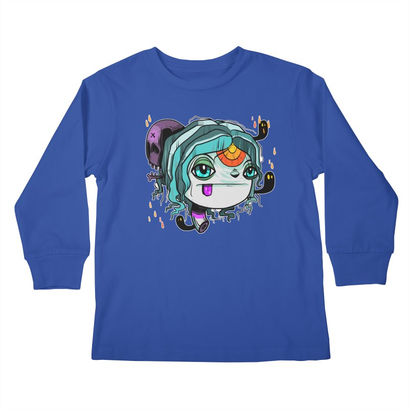 Oh Well Kids Longsleeve T-Shirt by Nicky Davis Threadless Shop