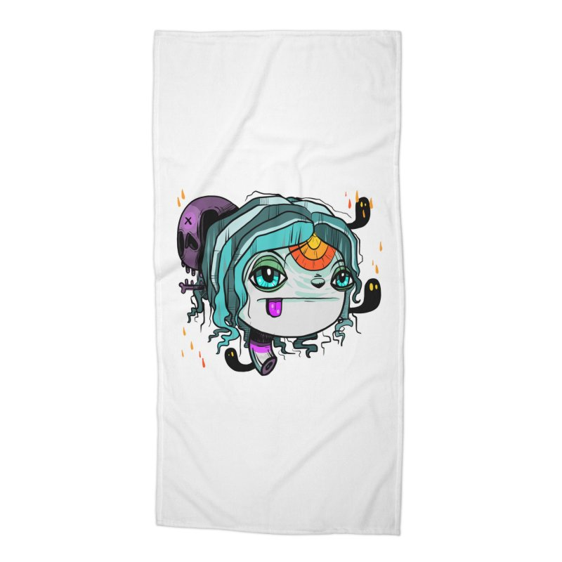 Oh Well Accessories Beach Towel by Nicky Davis Threadless Shop