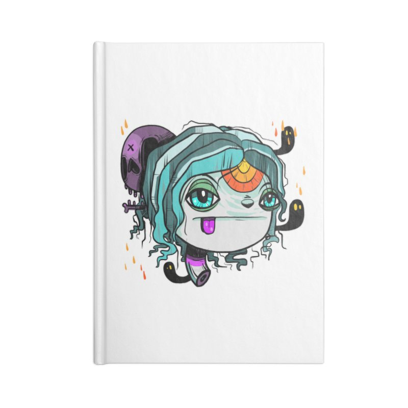 Oh Well Accessories Lined Journal Notebook by Nicky Davis Threadless Shop