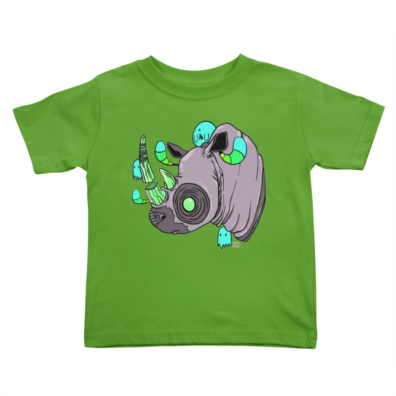 Save The Rhinos Kids Toddler T-Shirt by Nicky Davis Threadless Shop
