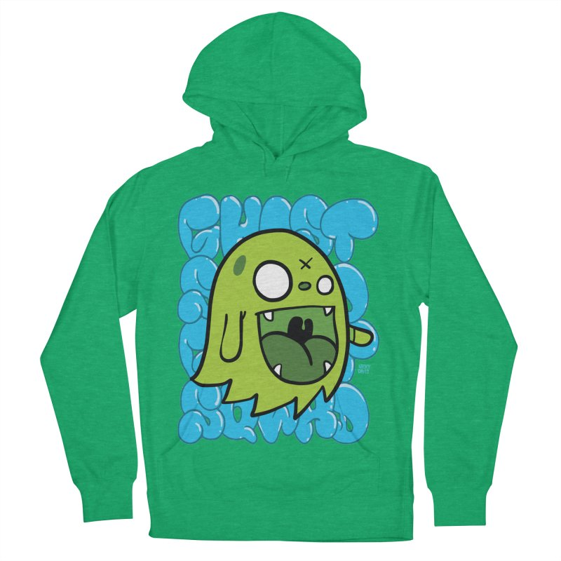 GHOST SQWAD Women's French Terry Pullover Hoody by Nicky Davis Threadless Shop