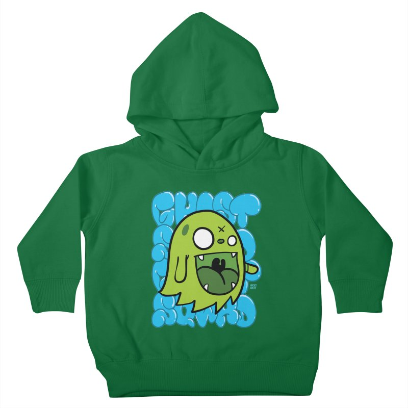 GHOST SQWAD Kids Toddler Pullover Hoody by Nicky Davis Threadless Shop