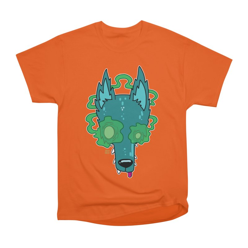 WOLF Women's Heavyweight Unisex T-Shirt by Nicky Davis Threadless Shop