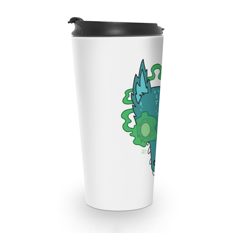 WOLF Accessories Travel Mug by Nicky Davis Threadless Shop