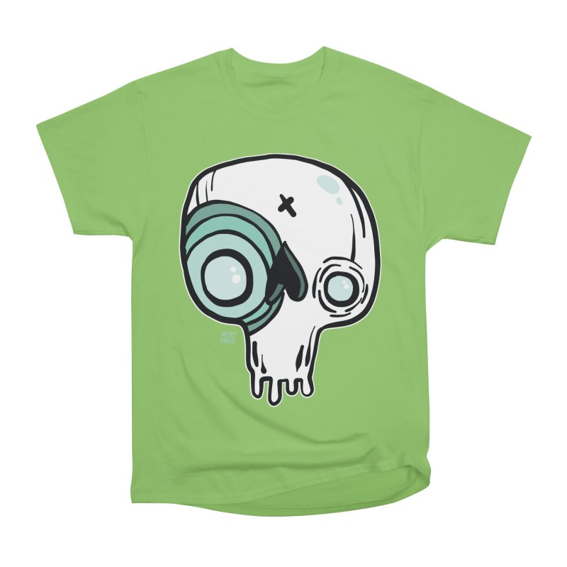 Skull #308 Men's Heavyweight T-Shirt by Nicky Davis Threadless Shop
