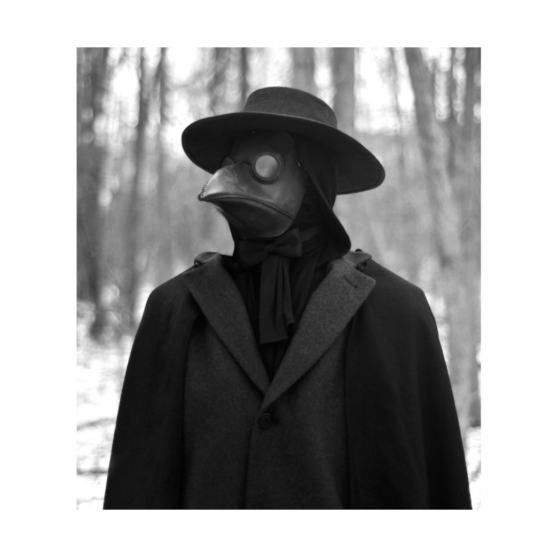 Plague Doctor by nicolas bruno's Artist Shop