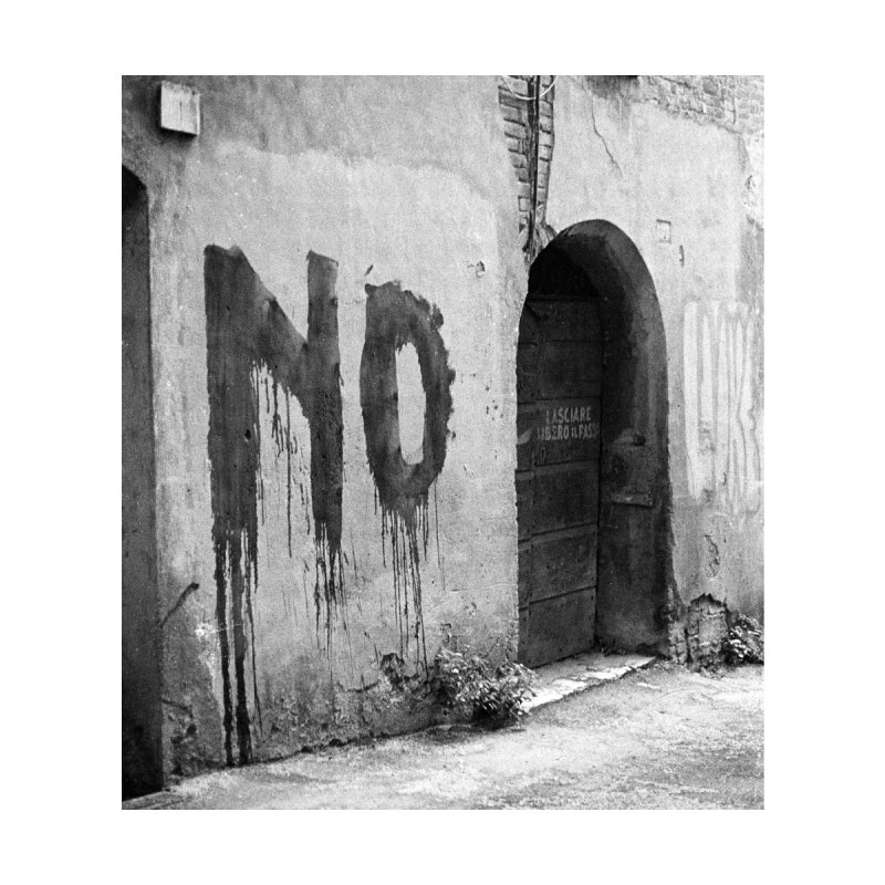 No by nicolas bruno's Artist Shop