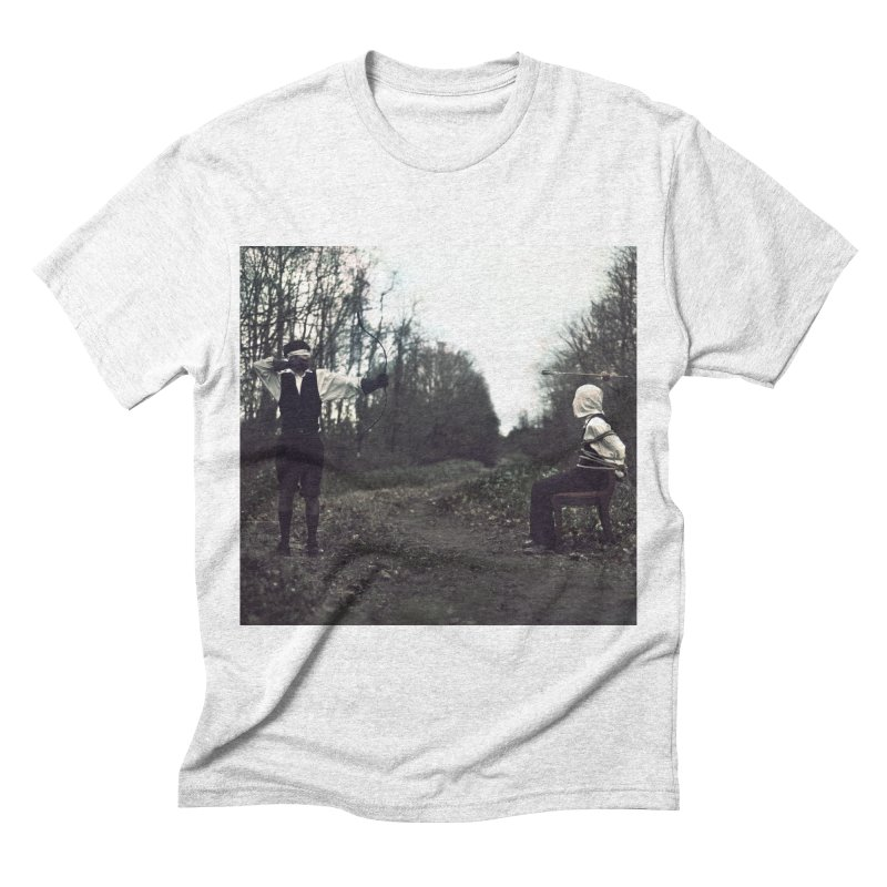 THE ESCAPE ARTIST PT. 1 Men's Triblend T-shirt by nicolas bruno's Artist Shop