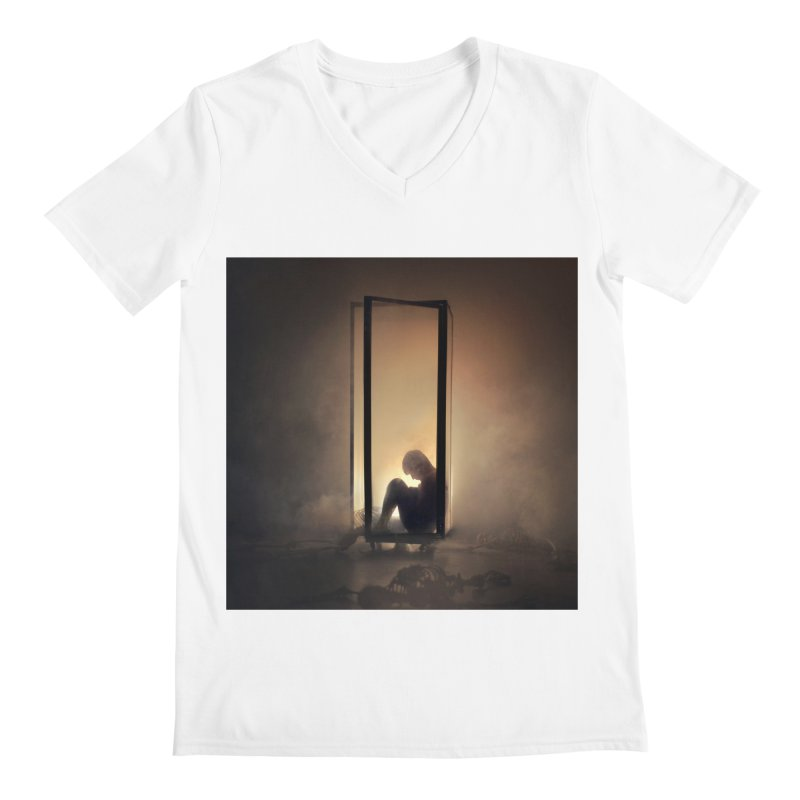 INCUBUS Men's V-Neck by nicolas bruno's Artist Shop
