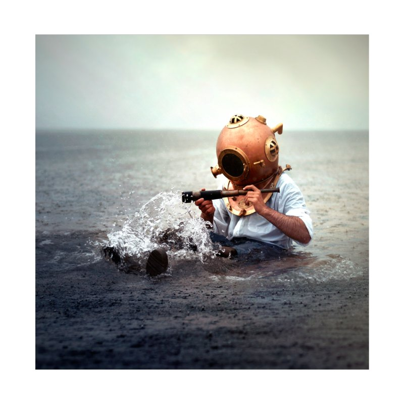 DIVER by nicolas bruno's Artist Shop
