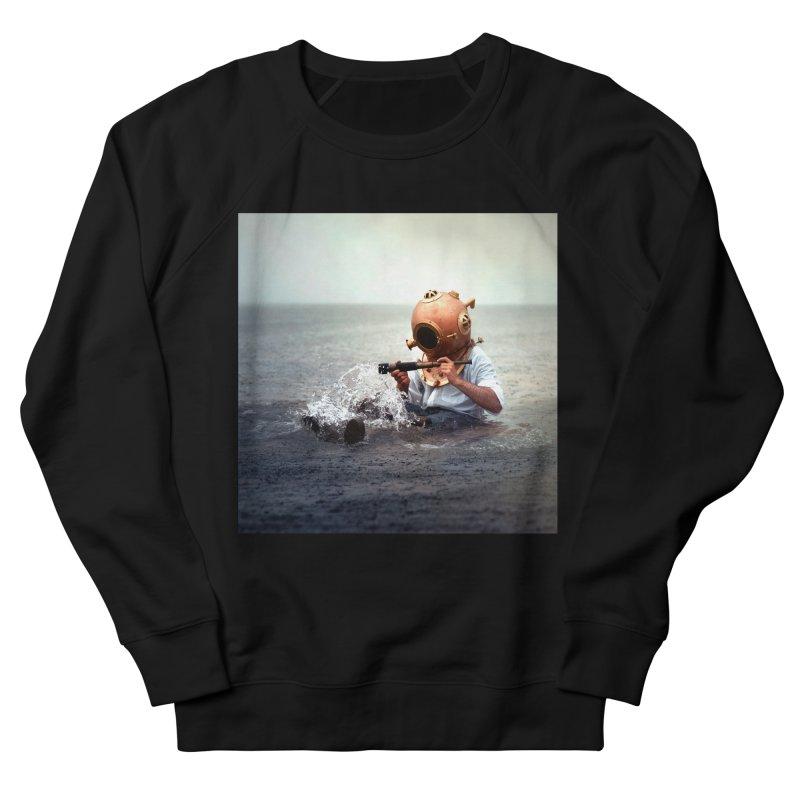 DIVER Men's Sweatshirt by nicolas bruno's Artist Shop