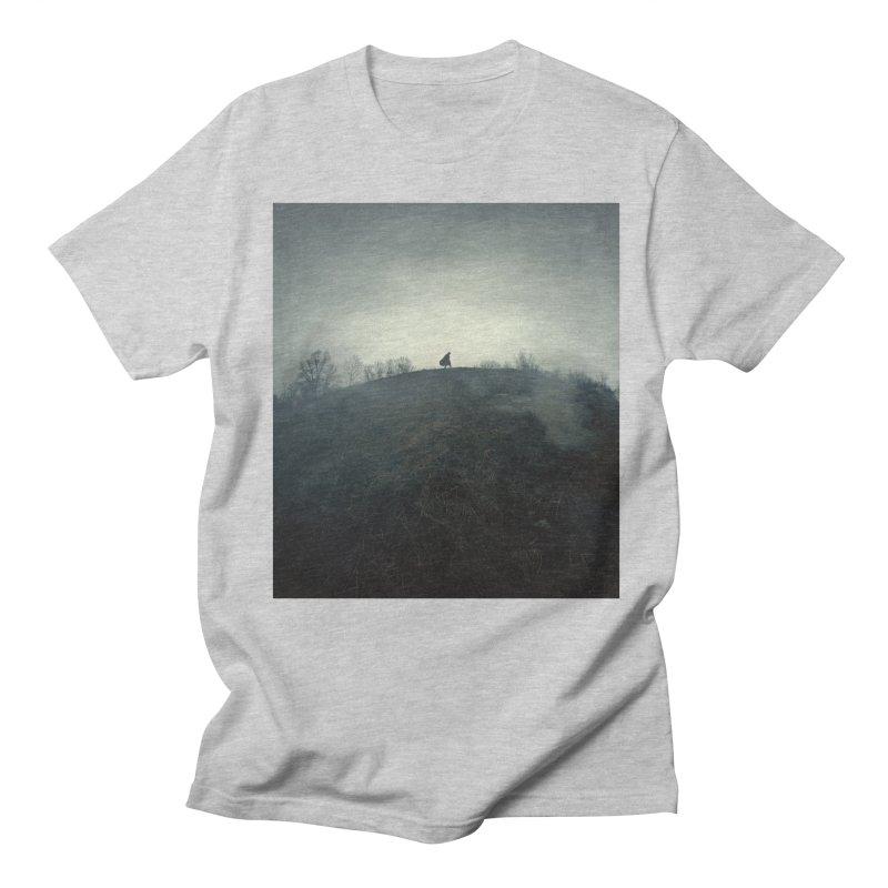 NIGHTWATCH Men's T-shirt by nicolas bruno's Artist Shop