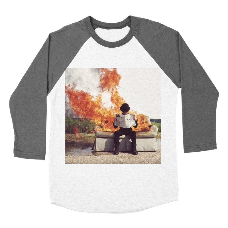 VIERI Men's Baseball Triblend T-Shirt by nicolas bruno's Artist Shop