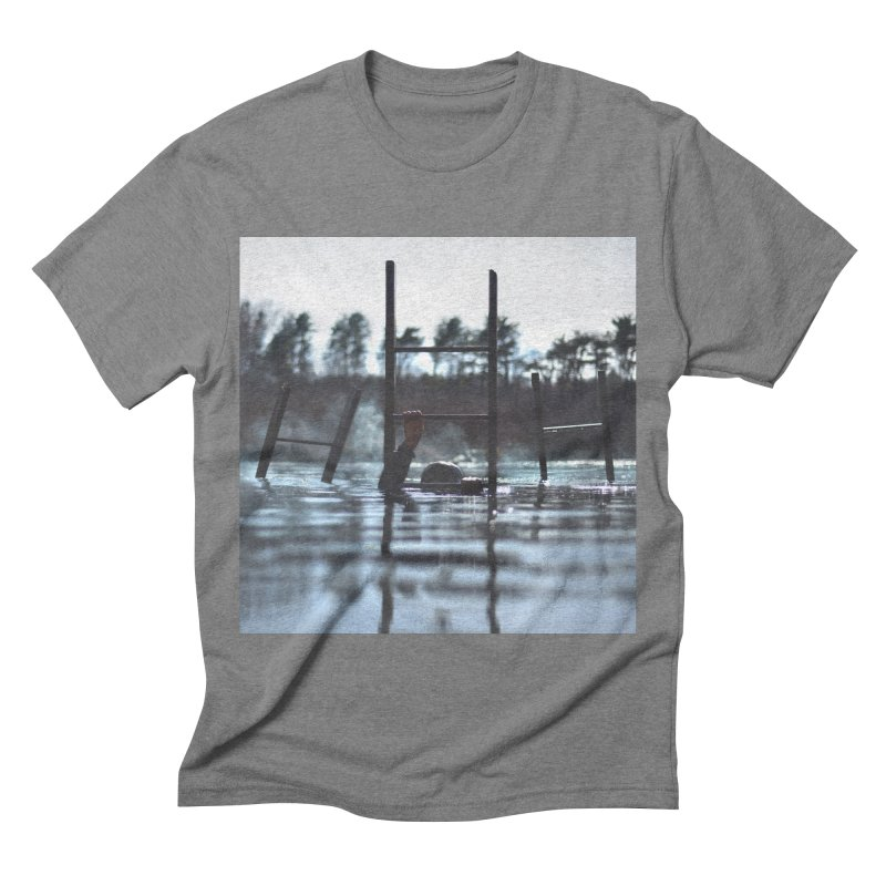 SORGERE Men's Triblend T-shirt by nicolas bruno's Artist Shop