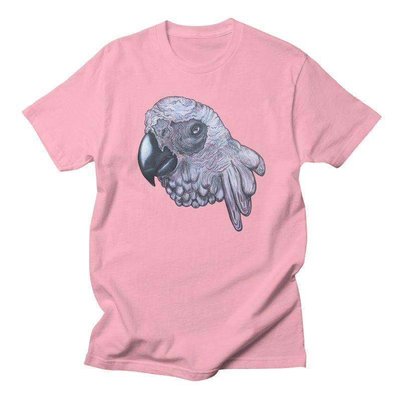 Gray Women's Regular Unisex T-Shirt by Nicole Christman's Artist Shop