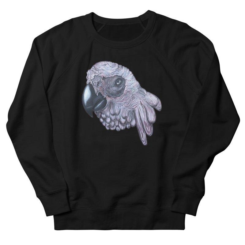 Gray Women's French Terry Sweatshirt by Nicole Christman's Artist Shop