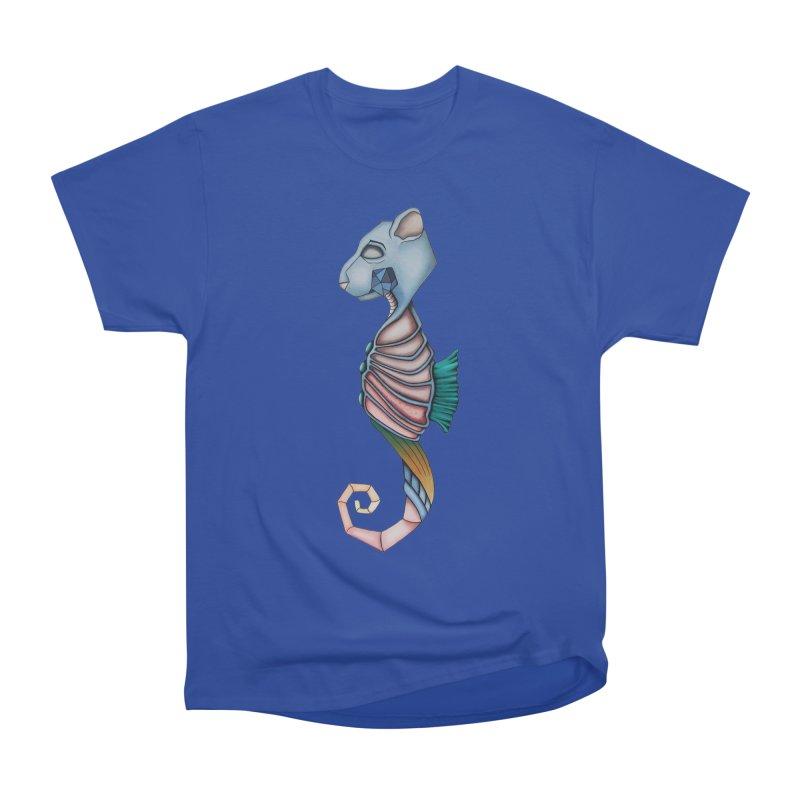 Sea Bear Men's Heavyweight T-Shirt by Nicole Christman's Artist Shop