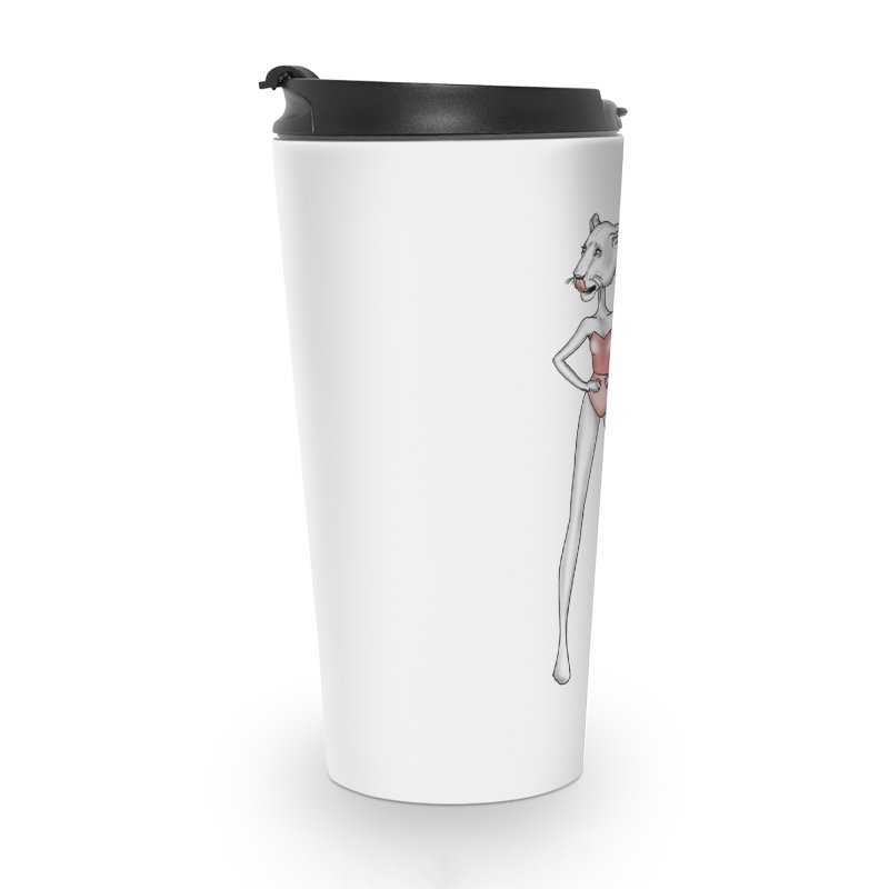 Who Run the World Accessories Travel Mug by Nicole Christman's Artist Shop