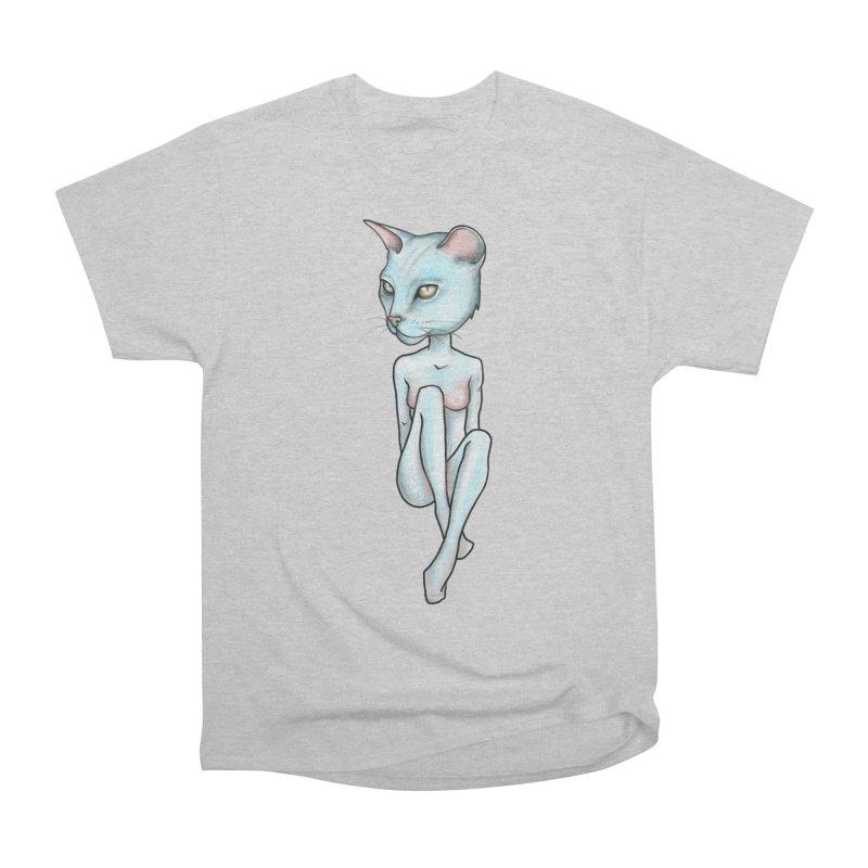 Sex Kitten Men's T-Shirt by Nicole Christman's Artist Shop