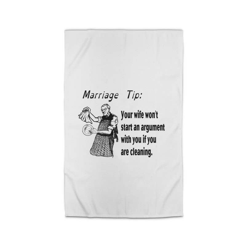 Marriage Tip, Cleaning Home Rug by nicolekieferdesign's Artist Shop