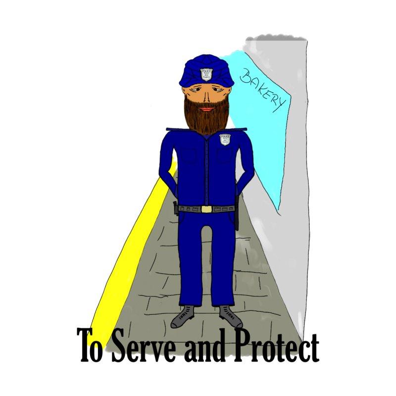 Sikh Policeman by nicolekieferdesign's Artist Shop