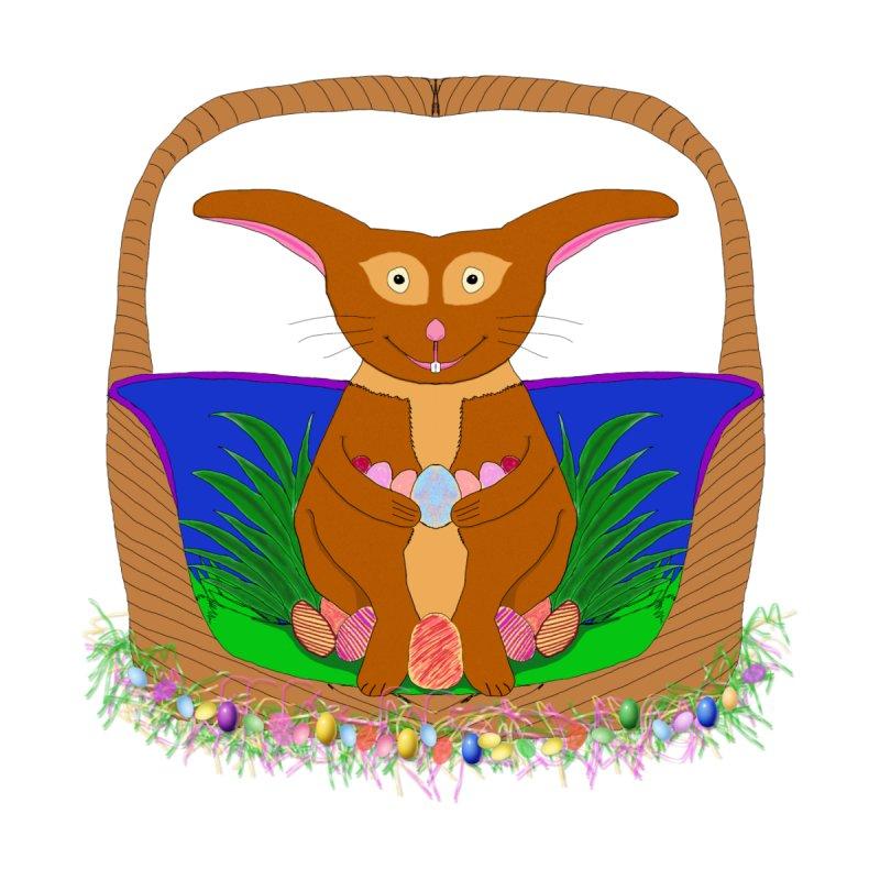 Easter Bunny by nicolekieferdesign's Artist Shop