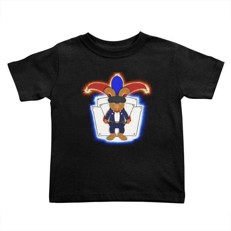 Magical Rabit Kids Toddler T-Shirt by nicolekieferdesign's Artist Shop