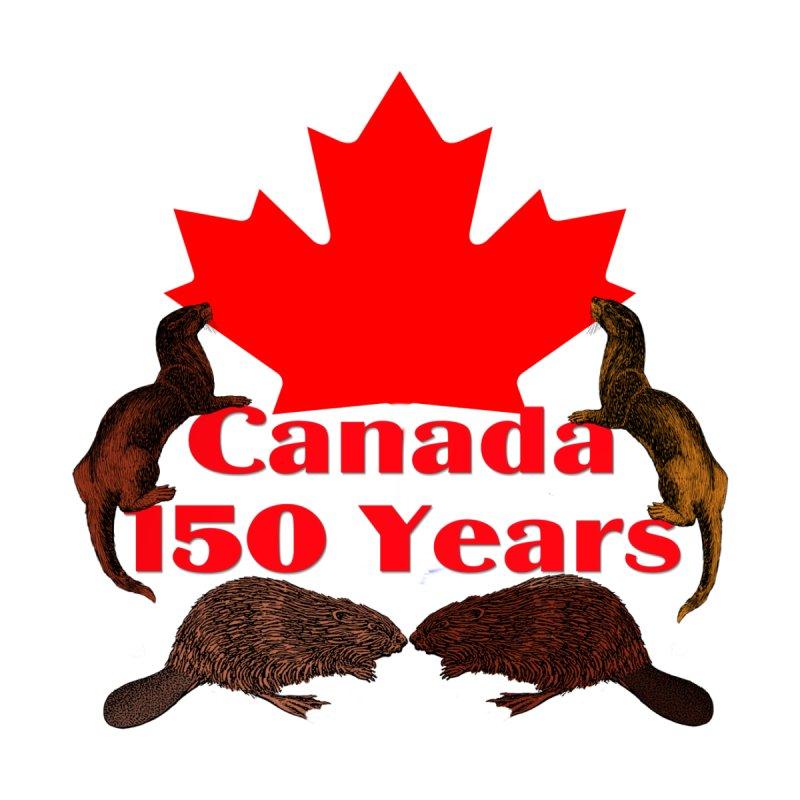 Canada 150th by nicolekieferdesign's Artist Shop