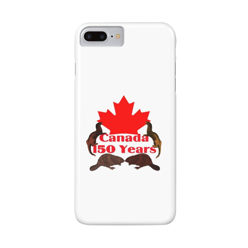 Canada 150th Accessories Phone Case by nicolekieferdesign's Artist Shop