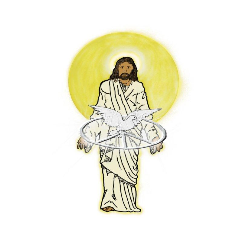 Jesus brings peace Men's T-Shirt by nicolekieferdesign's Artist Shop