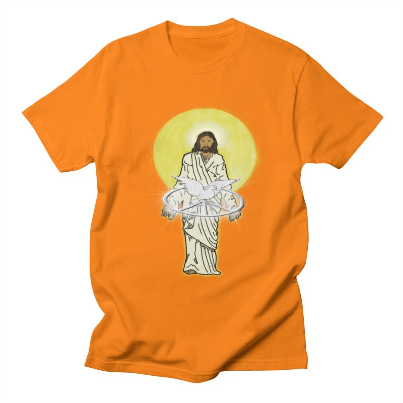 Jesus brings peace Women's Unisex T-Shirt by nicolekieferdesign's Artist Shop