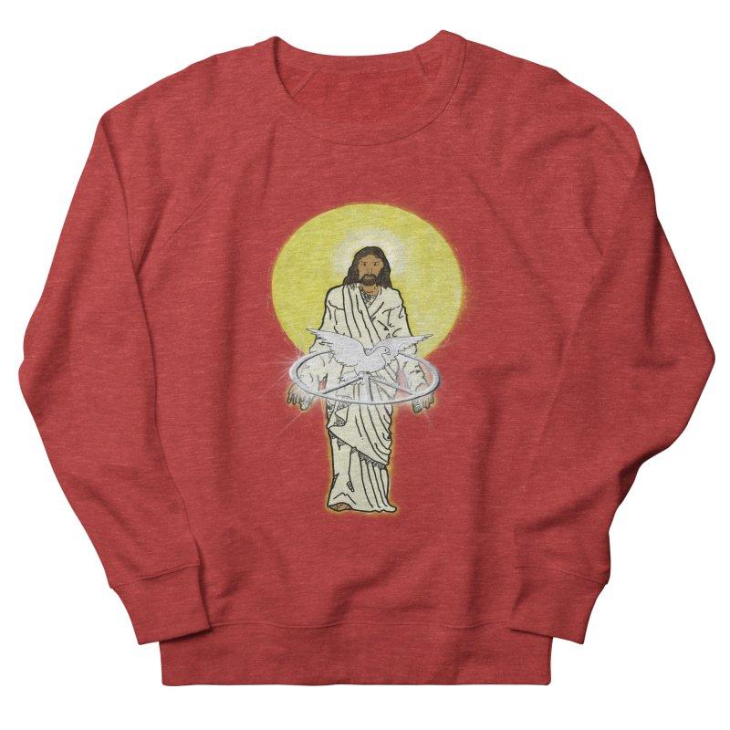 Jesus brings peace Women's Sweatshirt by nicolekieferdesign's Artist Shop