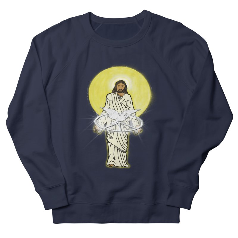 Jesus brings peace Women's Sweatshirt by nicolekieferdesign's Artist Shop