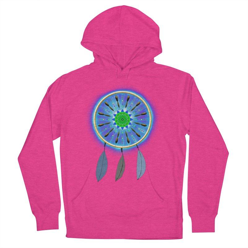Dreamcatcher Women's Pullover Hoody by nicolekieferdesign's Artist Shop
