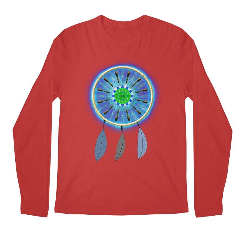 Dreamcatcher Men's Longsleeve T-Shirt by nicolekieferdesign's Artist Shop