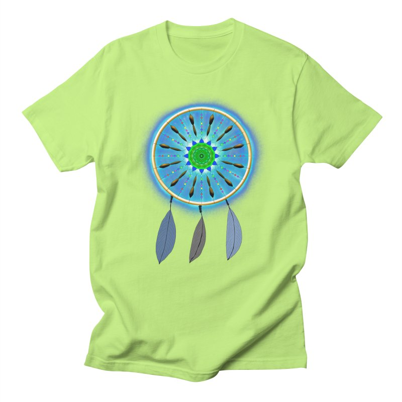 Dreamcatcher Men's T-shirt by nicolekieferdesign's Artist Shop