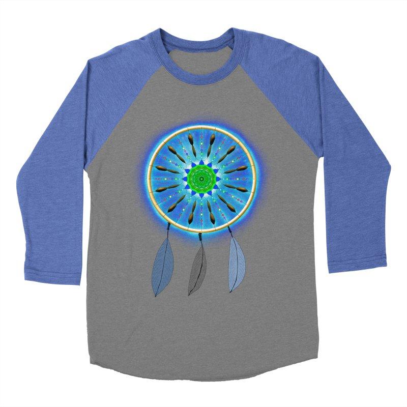 Dreamcatcher Women's Baseball Triblend T-Shirt by nicolekieferdesign's Artist Shop