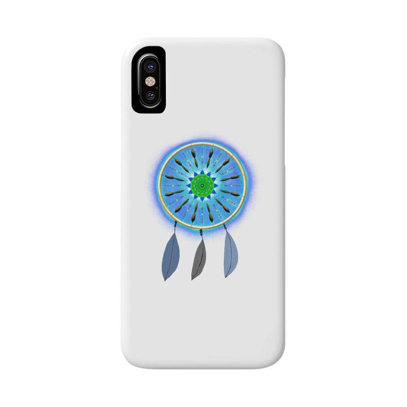 Dreamcatcher Accessories Phone Case by nicolekieferdesign's Artist Shop