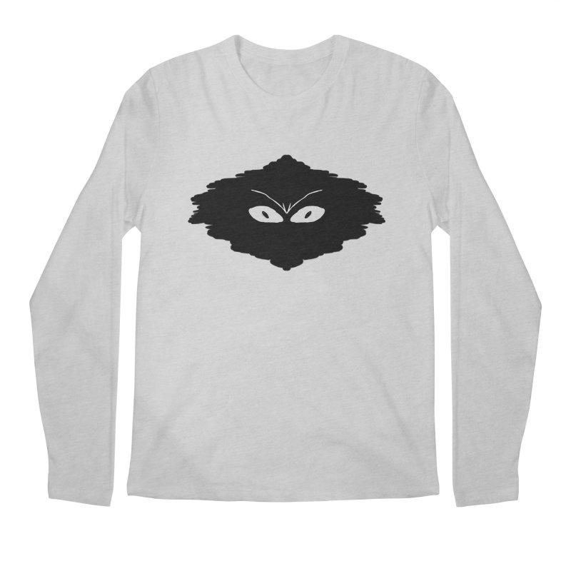 Creepy blob Men's Longsleeve T-Shirt by nicolekieferdesign's Artist Shop
