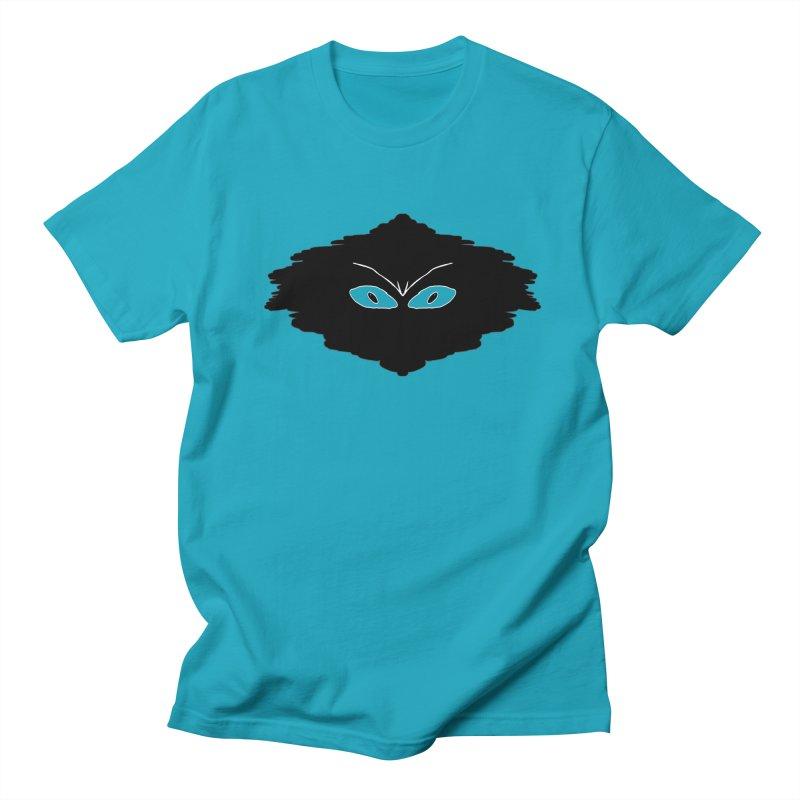 Creepy blob Men's T-Shirt by nicolekieferdesign's Artist Shop