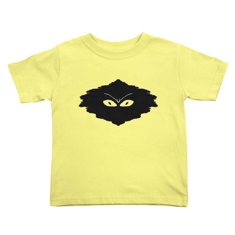 Creepy blob Kids Toddler T-Shirt by nicolekieferdesign's Artist Shop