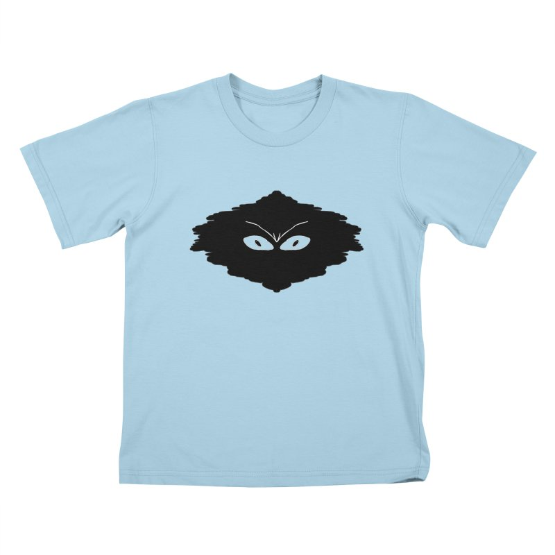Creepy blob Kids T-Shirt by nicolekieferdesign's Artist Shop