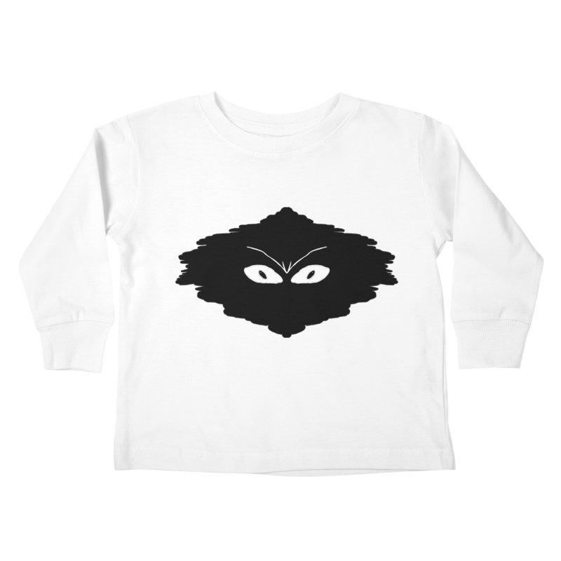 Creepy blob Kids Toddler Longsleeve T-Shirt by nicolekieferdesign's Artist Shop