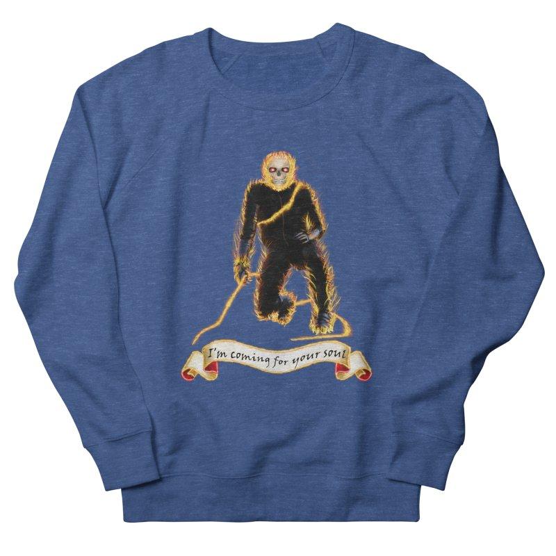 Ghost Rider with Chain Women's Sweatshirt by nicolekieferdesign's Artist Shop